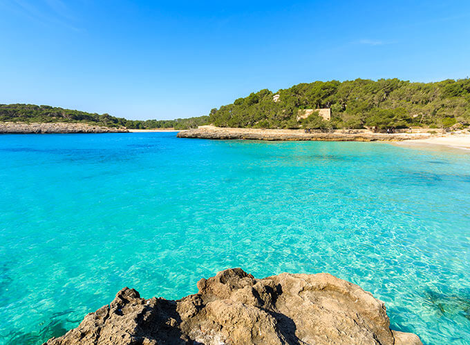Sa Nau is close to the best beaches of Mallorca